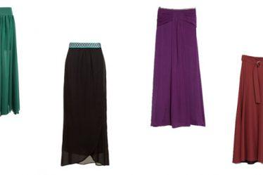 Image à la une jupe longue