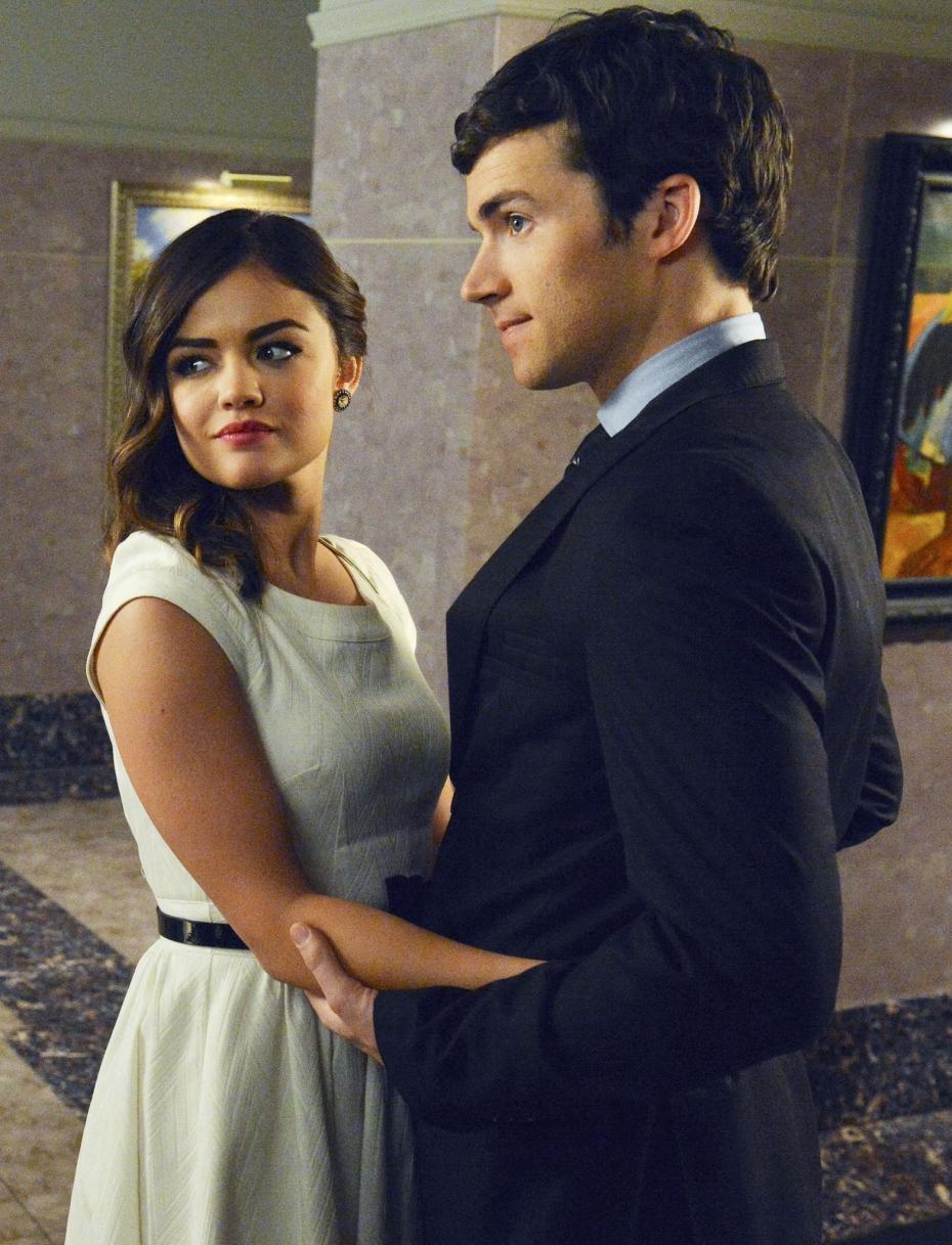 Aria et Ezra