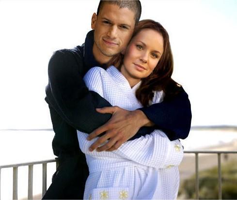Michael Scofield et Sara Tancredi