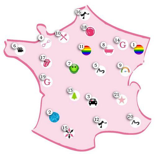 Tour de France coquin