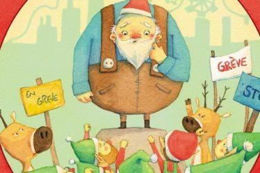 Panique dans l'atelier du Père Noël