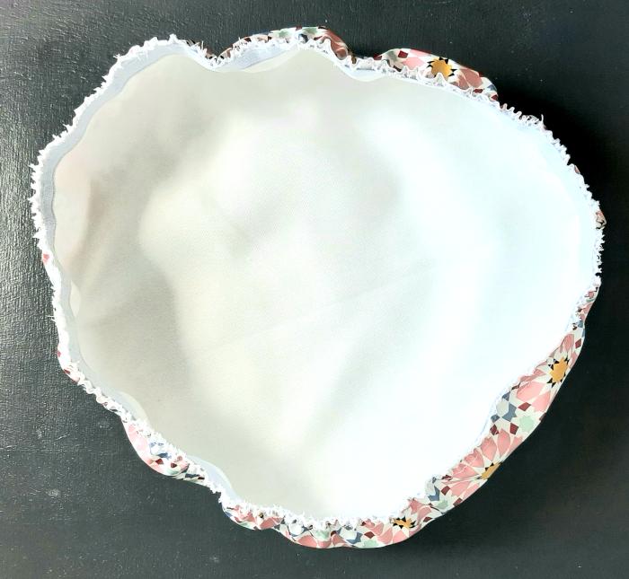 DIY : coudre une charlotte couvre plat
