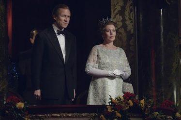 The Crown saison 4 les premières images