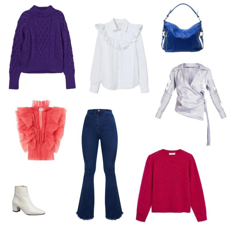 Les couleurs tendances de la mode automne hiver 2021