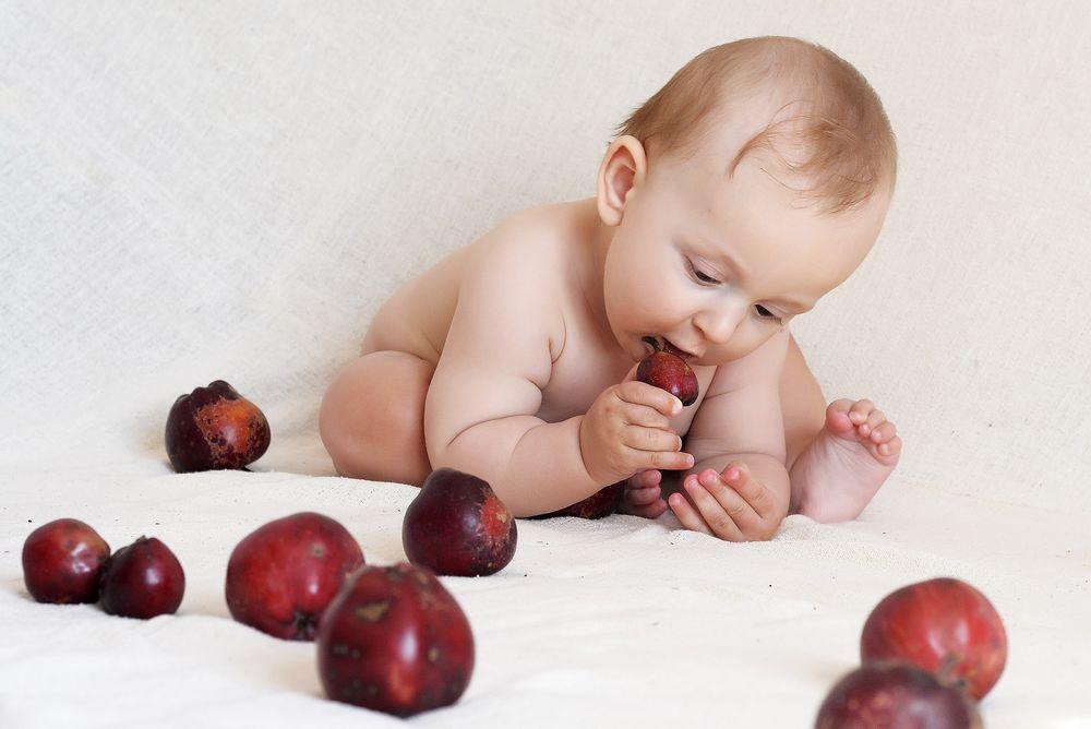 diversification alimentaire bébé fruits